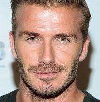 David Beckham 2021